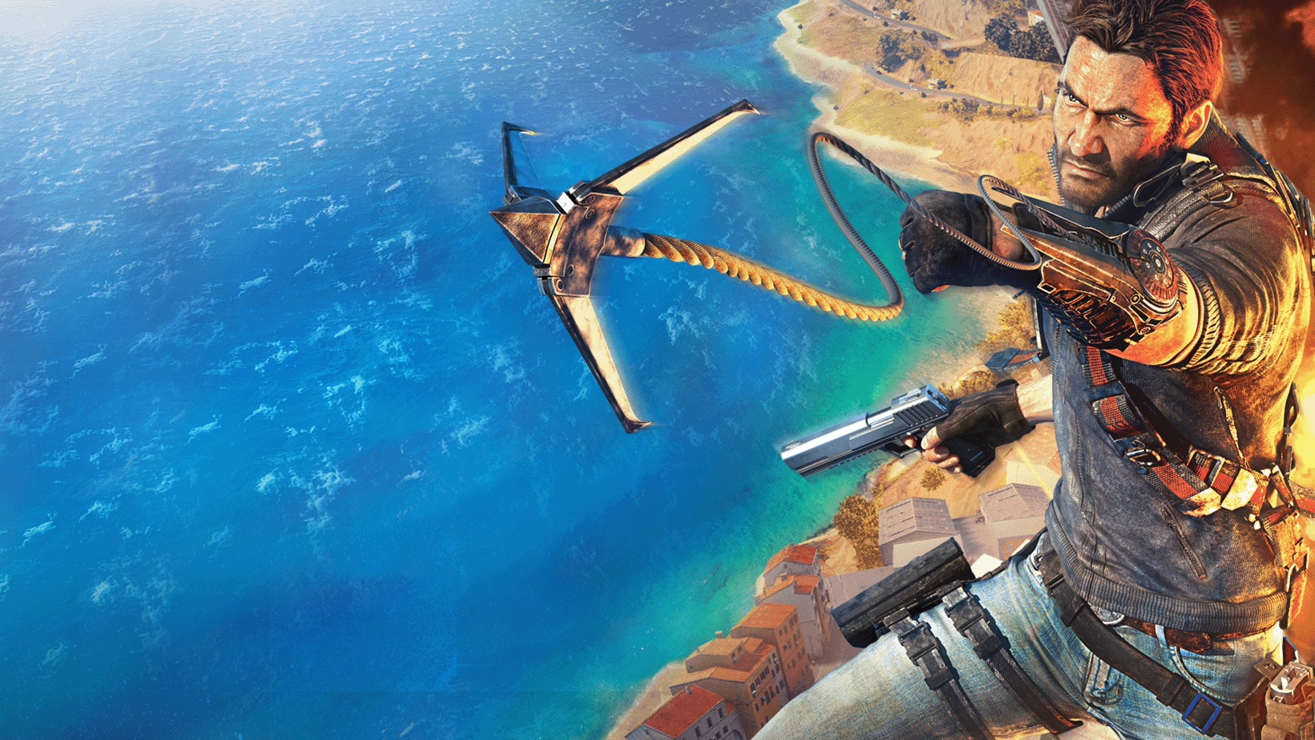 Just Cause 3: Luft-, Land- und Meerpass