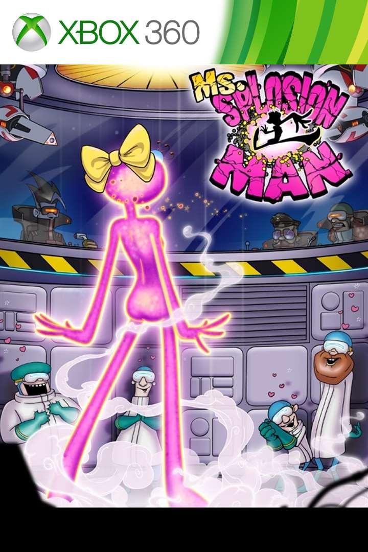 Ms. Splosion Man™