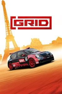 Carátula para el juego GRID de Xbox 360