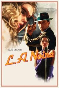 Carátula para el juego L.A. Noire de Xbox 360