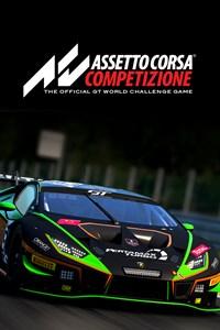 Carátula del juego Assetto Corsa Competizione