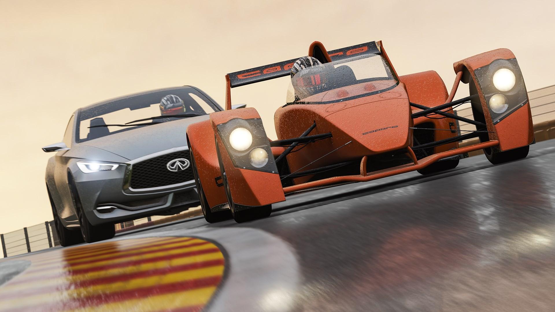 Pacote de Carros Forza Motorsport 6 Logitech G