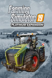Carátula del juego Farming Simulator 19 - Platinum Expansion