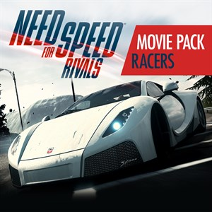 Need for Speed™ Rivals Movie Pack - Racers Xbox One