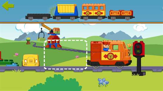 LEGO® DUPLO® Train screenshot 2