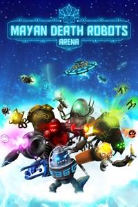 Carátula del juego Mayan Death Robots: Arena