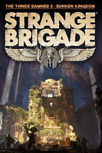 Strange Brigade - The Thrice Damned 2: The Sunken Kingdom