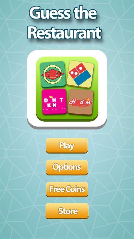 Restaurant Fan Logos Quiz : Crack The Cooking Shop Image Trivia Guess Game Free Screenshots 2