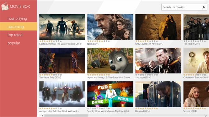 Get Movies Box - Microsoft Store