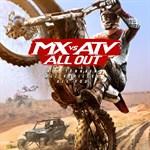 MX vs ATV All Out Logo