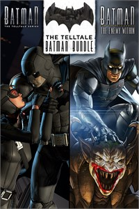 Carátula del juego The Telltale Batman Bundle