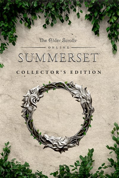 The Elder Scrolls® Online: Summerset™ Collector's Edition - Prepurchase