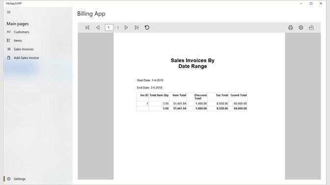 get gst vat pos billing invoice app microsoft store