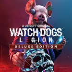 Watch Dogs: Legion - Deluxe Edition Logo