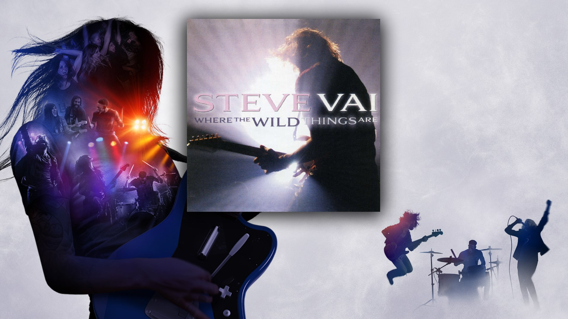 """""""For the Love of God (Live)"""" - Steve Vai"""