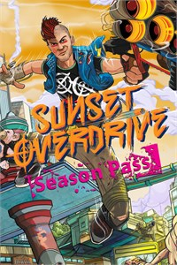 Carátula del juego Sunset Overdrive Season Pass