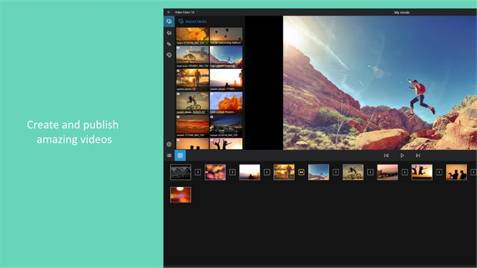 Get Video Editor 10 - Microsoft Store