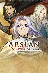 Carátula del juego ARSLAN: THE WARRIORS OF LEGEND