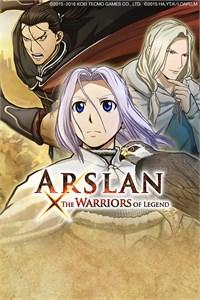 ARSLAN: THE WARRIORS OF LEGEND with Bonus