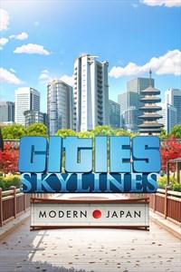 Cities: Skylines - Content Creator Pack: Modern Japan (Win 10)