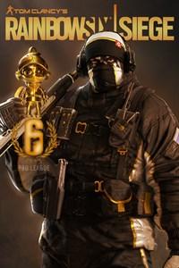 Tom Clancy's Rainbow Six Siege : Pro League Glaz Set