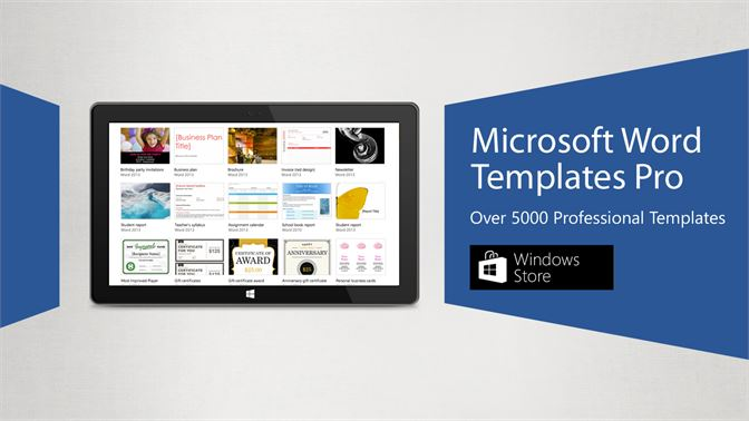 Buy Templates for Word Pro. - Microsoft Store