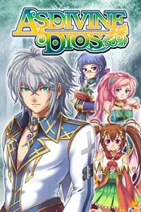 Carátula para el juego Asdivine Dios de Xbox 360
