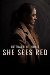 Carátula del juego She Sees Red Interactive Movie