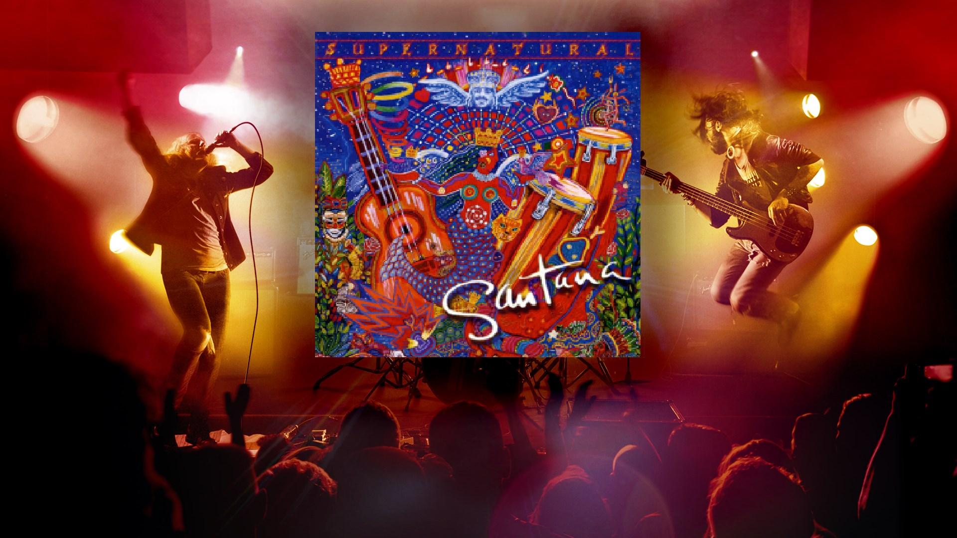 """""""Smooth"""" - Santana (ft. Rob Thomas)"""