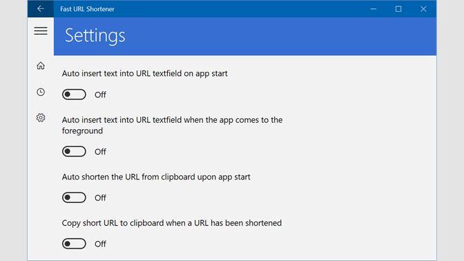 Get Fast URL Shortener - Microsoft Store