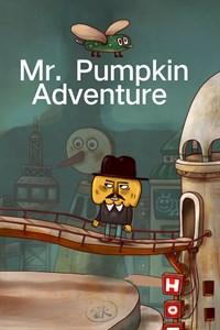 Carátula del juego Mr. Pumpkin Adventure