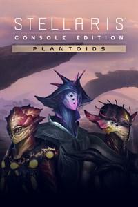 Carátula del juego Stellaris: Plantoids Species Pack