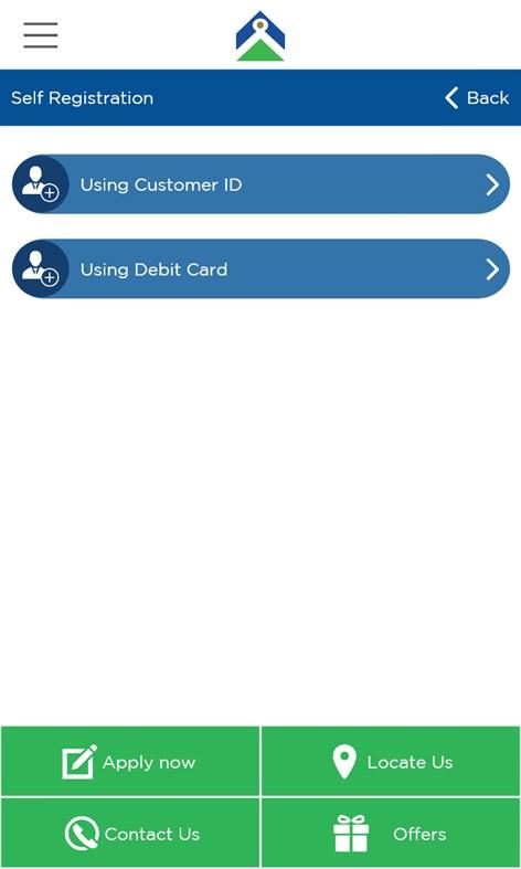 Lesotho PostBank Mobile – (Windows Phone Applications) — AppAgg