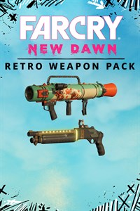 Carátula del juego Far Cry New Dawn - Retro Weapon Pack