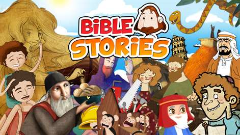Bible Stories Collection Screenshots 1