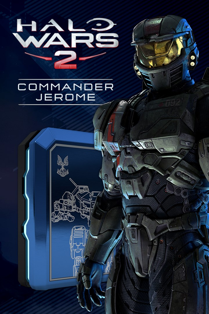 Commander Jerome Leader Pack Kaufen Microsoft Store De Ch