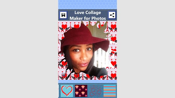 get love collage maker for photos microsoft store en in