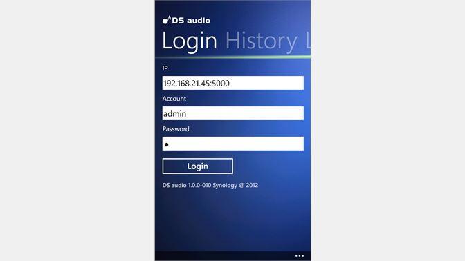 Ds Audio Windows