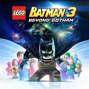 LEGO® BATMAN™ 3: 飛越高譚市遊戲預訂 Xbox One