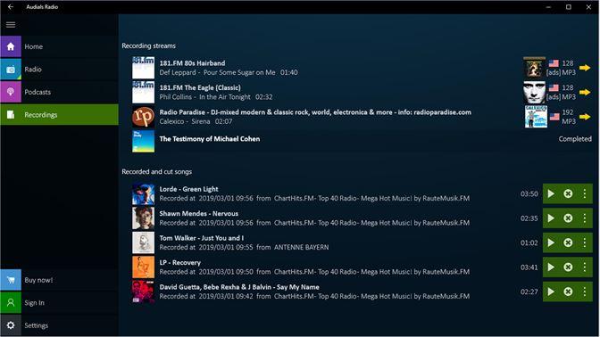 Get Audials Radio Free - Microsoft Store