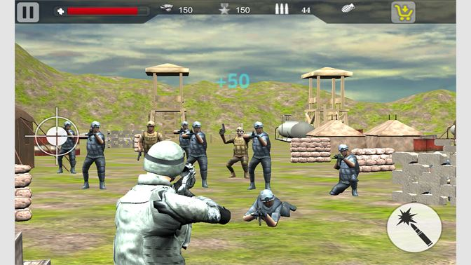 Get Desert Commando Adventure Shooting - Microsoft Store