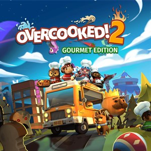 Overcooked! 2 - Gourmet Edition Xbox One