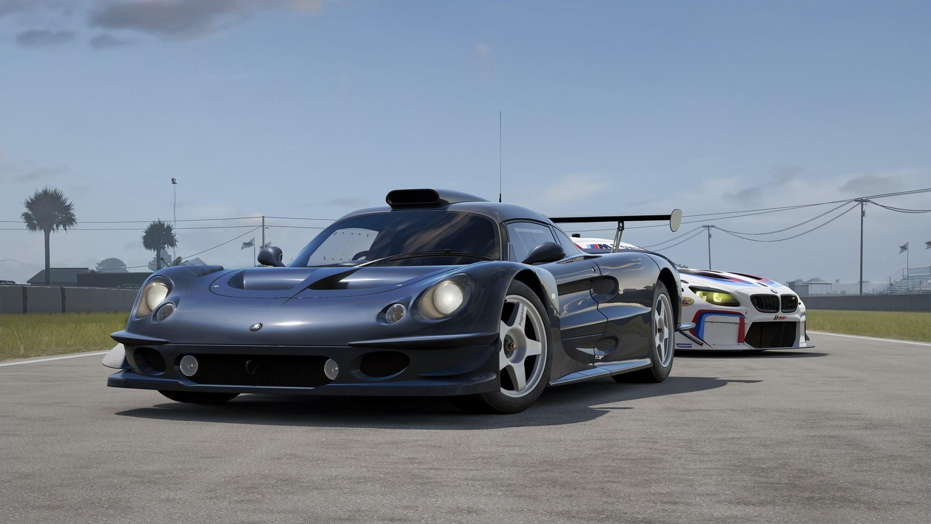 Forza Motorsport 7 1993 Porsche 911 Turbo S Leichtbau