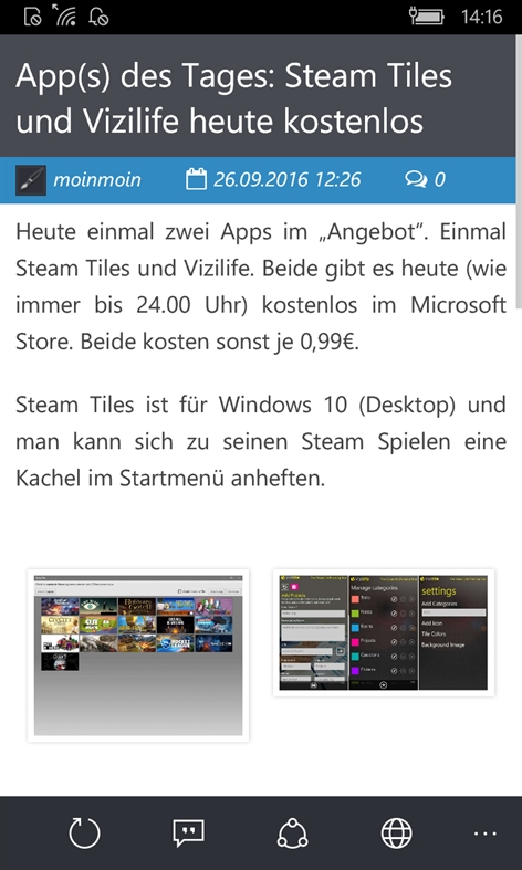 Deskmodder.de Screenshot