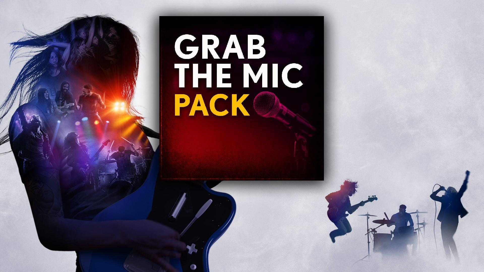 Grab The Mic Pack