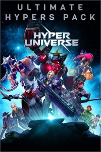 Carátula del juego Hyper Universe: Ultimate Hypers Pack