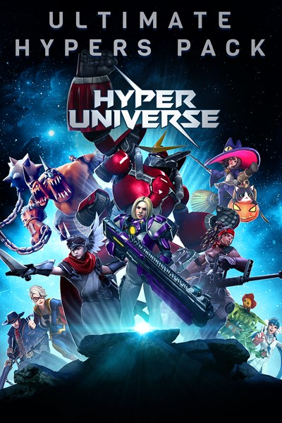 Hyper Universe: Ultimate Hypers Pack Pre-Order