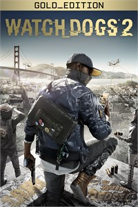 Carátula del juego Watch Dogs2 - Gold Edition