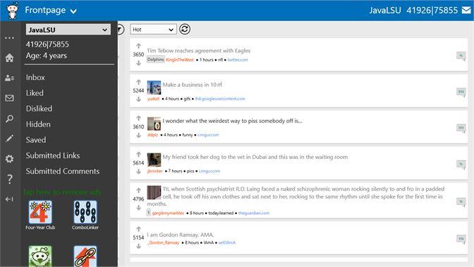 Get Redditting for Reddit - Microsoft Store
