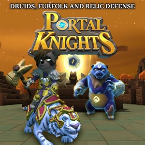 Portal Knights - Druids, Furfolk, and Relic Defense Xbox One